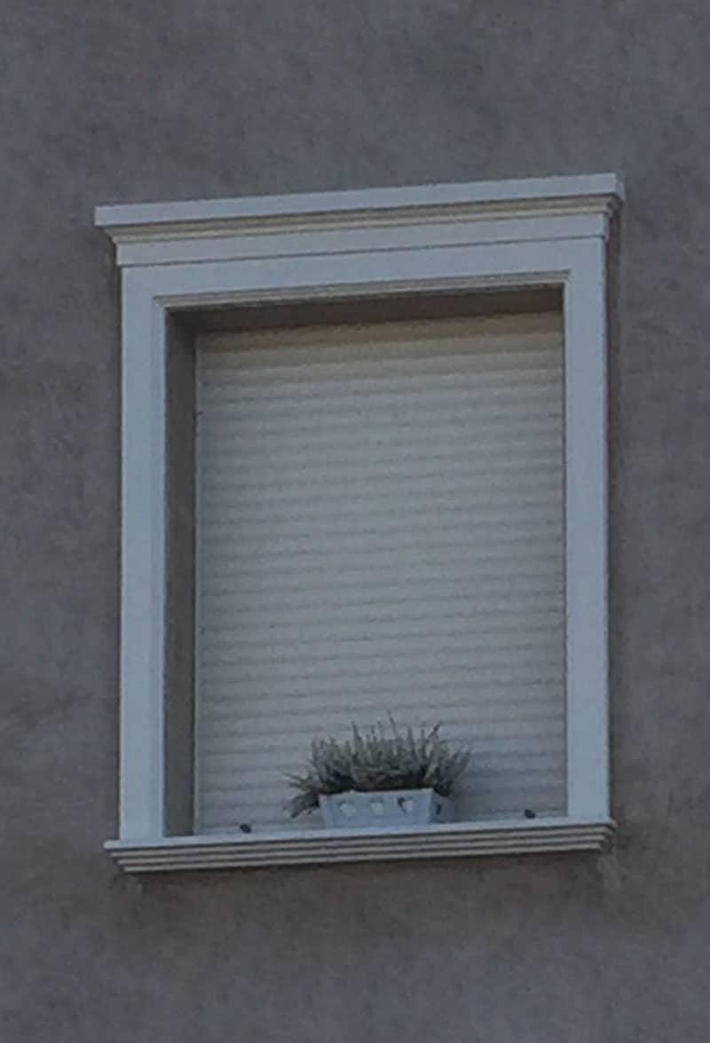 Cornici per finestre lavorazioni polistirolo espanso - Cornici per finestre ...
