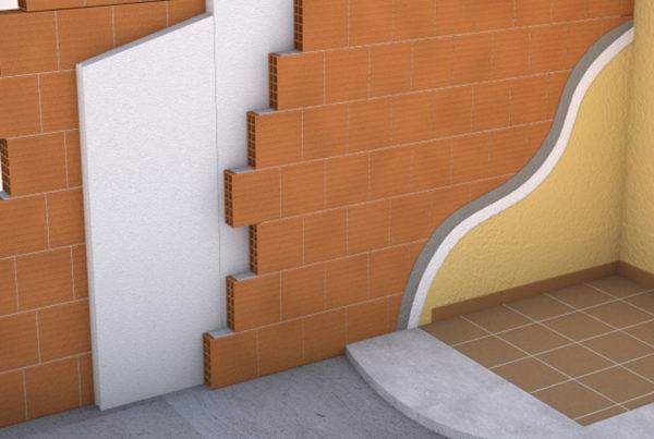 isolamento edifici