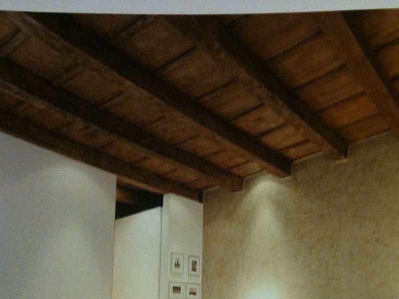 Travi in finto legno lavorazioni polistirolo espanso lape esansi srl